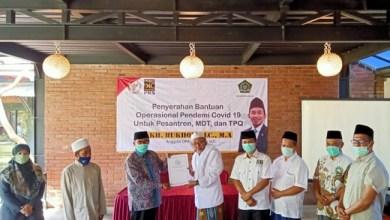 Photo of Politisi PKS Salurkan Bantuan Dana Operasional bagi Madrasah Terdampak Covid-19 di Jateng