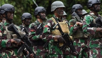 "Photo of Mantap, TNI Gunakan Istilah ""Gerombolan Separatis Teroris Papua"""