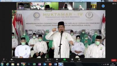 Photo of Parmusi Gelar Muktamar IV Secara Virtual, Dibuka Jokowi dari Istana Bogor