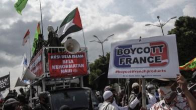 Photo of Gelar Aksi Bela Nabi, Umat Islam di Yogyakarta Serukan Boikot Prancis
