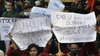 Photo of UU Ciptaker: Babak Baru Penindasan Rakyat?