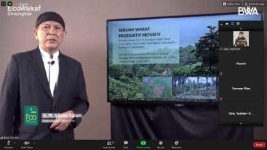 Photo of BWA Ajak Umat Berwakaf Produktif di Eco Wakaf Cireunghas
