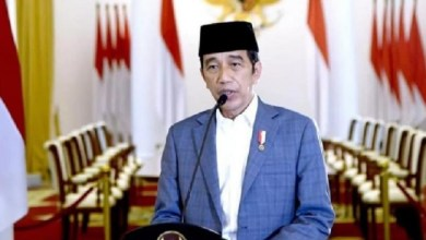 Photo of Presiden Jokowi: Indonesia Kecam Keras Presiden Prancis
