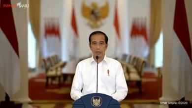 Photo of Jokowi Persilakan Pihak yang Tak Puas UU Ciptaker Ajukan Uji Materi
