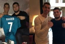 Photo of Khabib Menang, Begini Ucapan Ronaldo