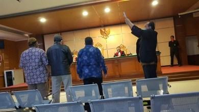 Photo of Darmawan Si Penista Agama Jalani Sidang Perdana di PN Bandung