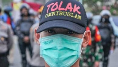 Photo of Aksi Tolak UU Ciptaker Meluas, KAMI Buka Posko Advokasi dan Pengaduan