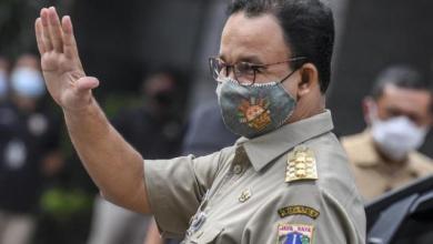 Photo of Dinkes DKI: Gubernur Anies dalam Kondisi Sehat