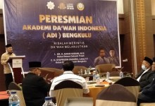 Photo of Akademi Da'wah Indonesia Bengkulu Diresmikan