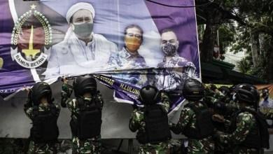 Photo of Kasatpol PP: Anggota FPI Tidak Menghalangi Penurunan Baliho