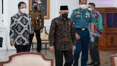 Photo of Akui Khilafah Itu Islami, Wapres: Tapi Tak Ada Negara Normal yang Mau Menerapkan