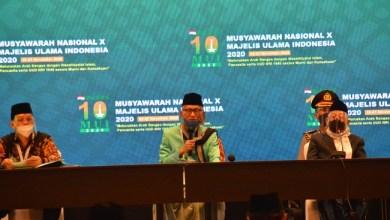 Photo of Inilah Susunan Lengkap Dewan Pimpinan Harian MUI Periode 2020-2025