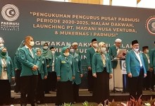 Photo of Pengurus Parmusi Periode 2020-2025 Gelar Mukernas I