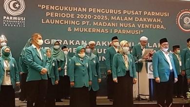 Photo of Pengurus Parmusi Periode 2020-2025 Gelar Mukernas I