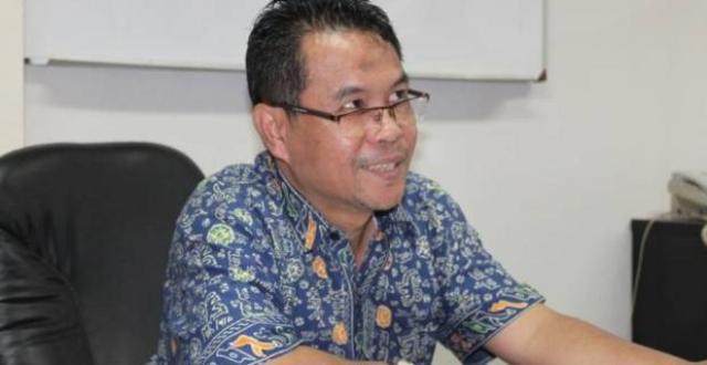 Aminullah, Ketua Pokja Bidang Pendataan Pemilih (foto : istimewa)