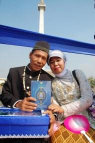 Wedding on the street (3)