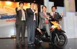 AHM Luncurkan The All New Honda BeAT- FI