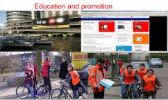 Jalur Sepeda di Amsterdam 04 - SuaraJakarta.com