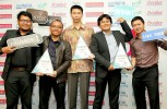 Mio, Vixion, Jupiter Raih Social Media Achievement Award