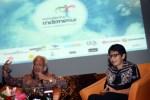 Peluncuran Situs Promosi Pariwisata Indonesia