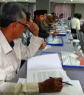 Peserta Acara FGD Tentang Penguatan DPD RI, Sabtu (27/04/13)
