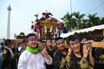 Jak Japan Matsuri 2013, Monas (8/9) Jakarta. (Foto: Fajrul Islam/SJ)