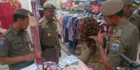 9 orang Pegawai Negeri Sipil terjaring razia Satpol PP Jakarta