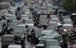 Tahun Ini 15 Juta Kendaraan Padati Jalan Ibukota