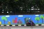 Seni Mural Kota Tangerang