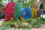 Pameran Flora dan Fauna 2014 di Lapangan Banten