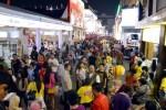Akhir Pekan Pengunjung Jakarta Fair Kemayoran Membludak