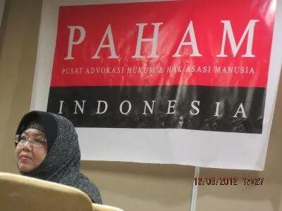 suara jakarta Sylvi Sekjen PAHAM Indonesia