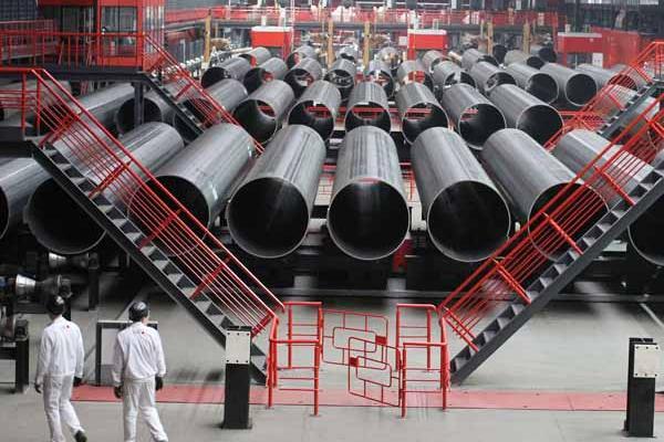 industri baja tanah air indonesia