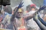 Happy 5K Jakarta Color Run Kembali Digelar di Parkir Timur Senayan, Jakarta. (Foto: Fajrul Islam/SuaraJakarta)