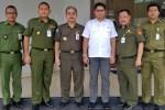 Walikota Jakpus Mangara Pardede Ajak Dewan Kota Pantau Wilayah Rawan Banjir di Tanah Abang