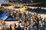 Jakarta Kaki Lima Night Market Akan Digelar Maret