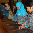 suara jakarta Libur Panjang, Al Azhar Peduli Ajak Peserta myHEART for Yatim Study Tour