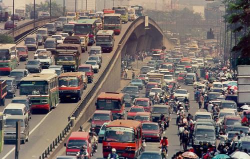 suara jakarta kemacetan-jakarta_kendaraan transportasi indonesia