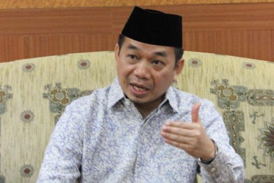 Ketua Fraksi PKS, Jazuli Juwaini (Foto: SuaraJakarta.co)