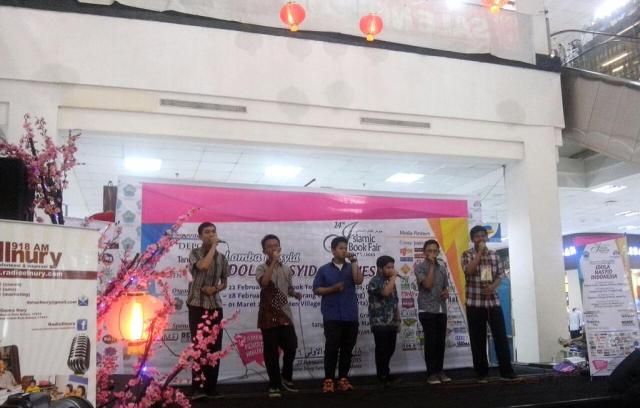 Penyisihan Pertama Idola Nasyid Indonesia Loloskan Enam Peserta Terbaik