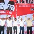 Wih Tim Relawan Jokowi Ikut-ikutan Evaluasi Kabinet suara jakarta