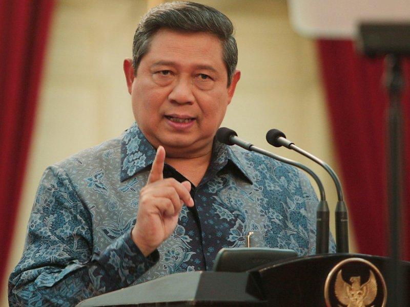sby-pidato-susilo bambang yudhoyono