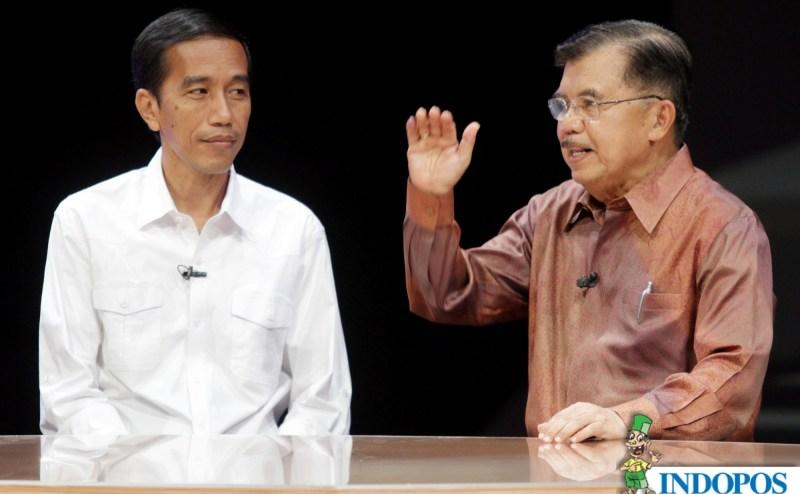 Carut-Marut Kondisi Negeri, Jokowi Selalu Benar, JK yang Salah