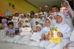 Indonesia Berseri Rayakan Hari Buku dengan Berbagi Buku
