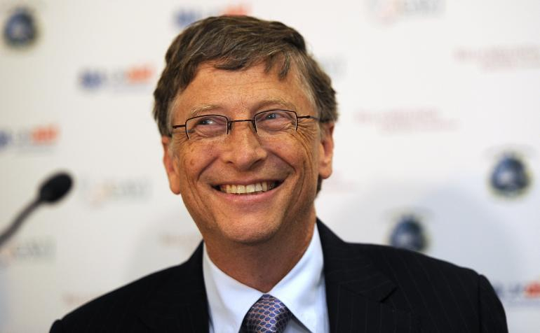Bill Gates. (Foto: forbes)