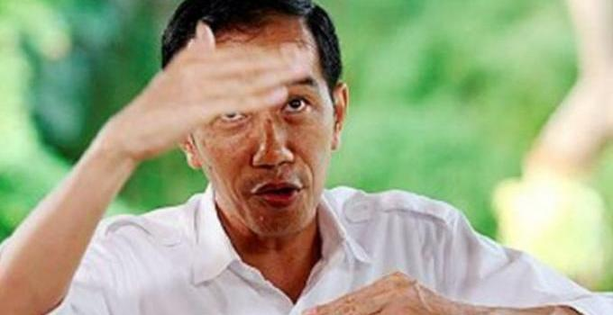Presiden Jokowi. (Foto: Kompas)
