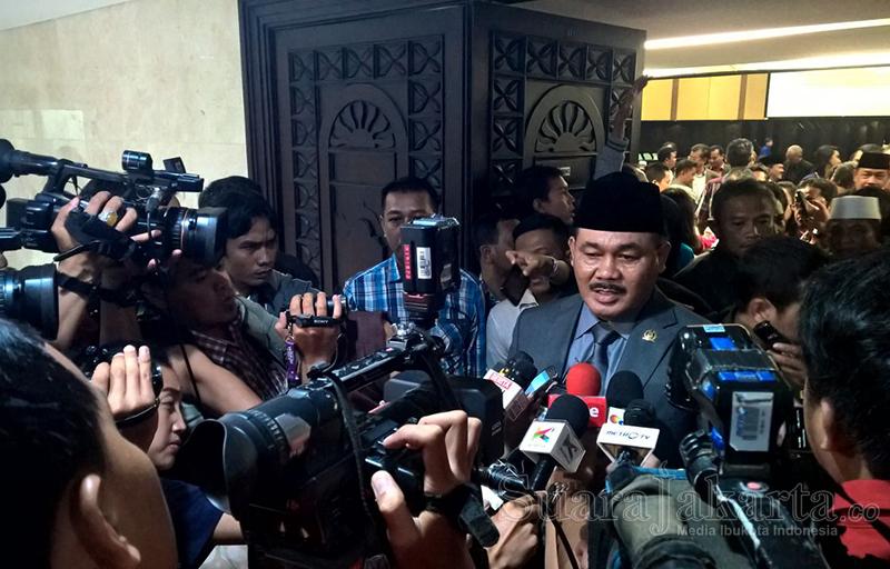 Muhammad Ongen Sangaji. (Foto: Ardy P Sani/SuaraJakarta)