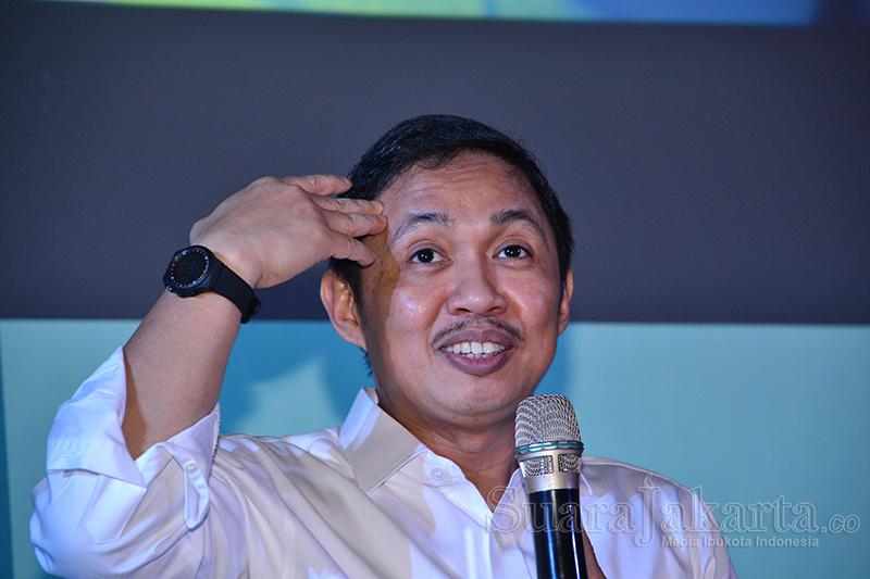 Presiden Partai Keadilan Sejahtera, Anis Matta. (Foto: Fajrul Islam/SuaraJakarta)