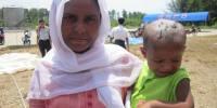Banjir Melanda Rakhine : Rohingya Dilarang Mengungsi, Myanmar Harus Dikenai Sanksi Internasional