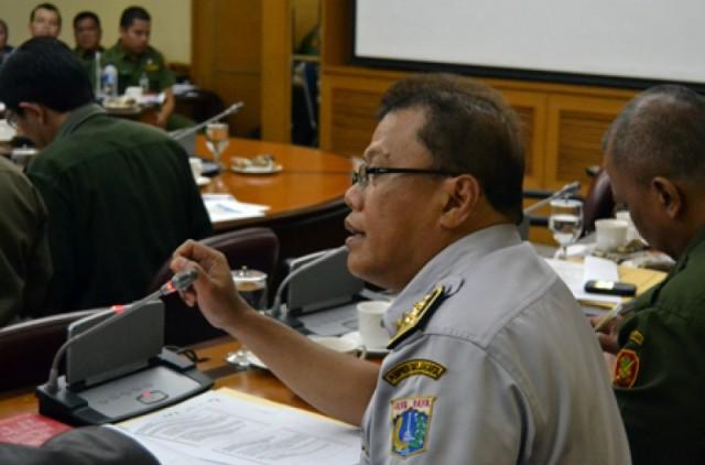Kepala Dinas Perhubungan Transportasi DKI Jakarta, Benjamin Bukit. (Foto: Berita Jakarta)